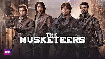 The Musketeers (2016)