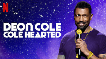 Deon Cole: Cole Hearted (2019)