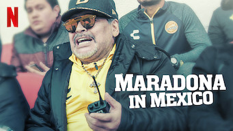 Maradona in Mexico (2020)