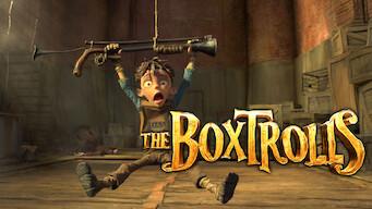 The Boxtrolls (2014)