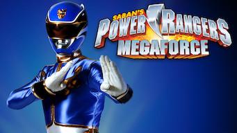 Power Rangers: Megaforce (2013)