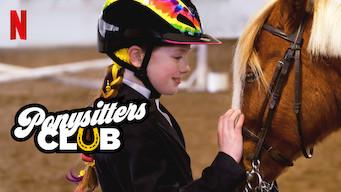 Ponysitters Club (2018)